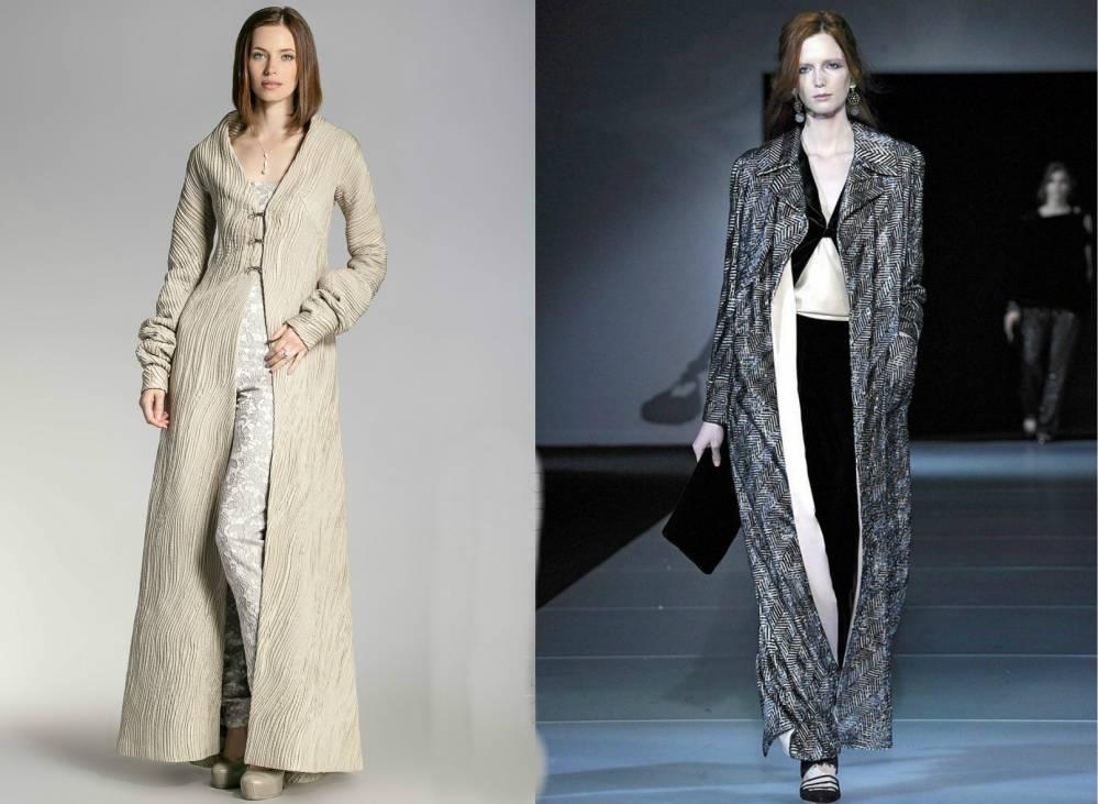 e5b83fece0d Стильное пальто в пол  все особенности выбора