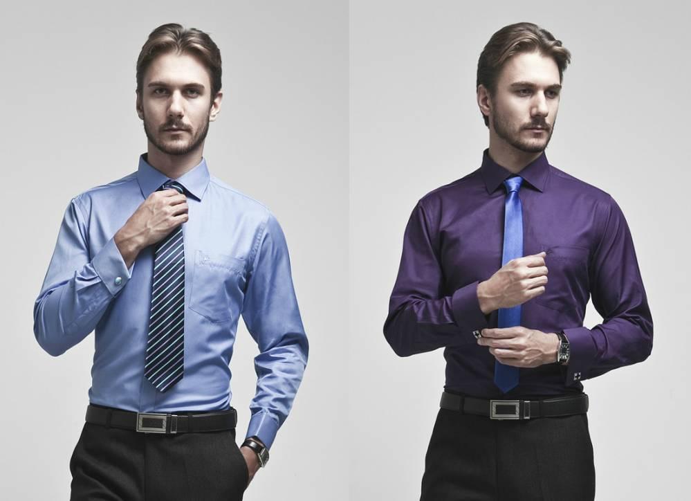 c7f5a666469 Советы по выбору мужской рубашки под запонки