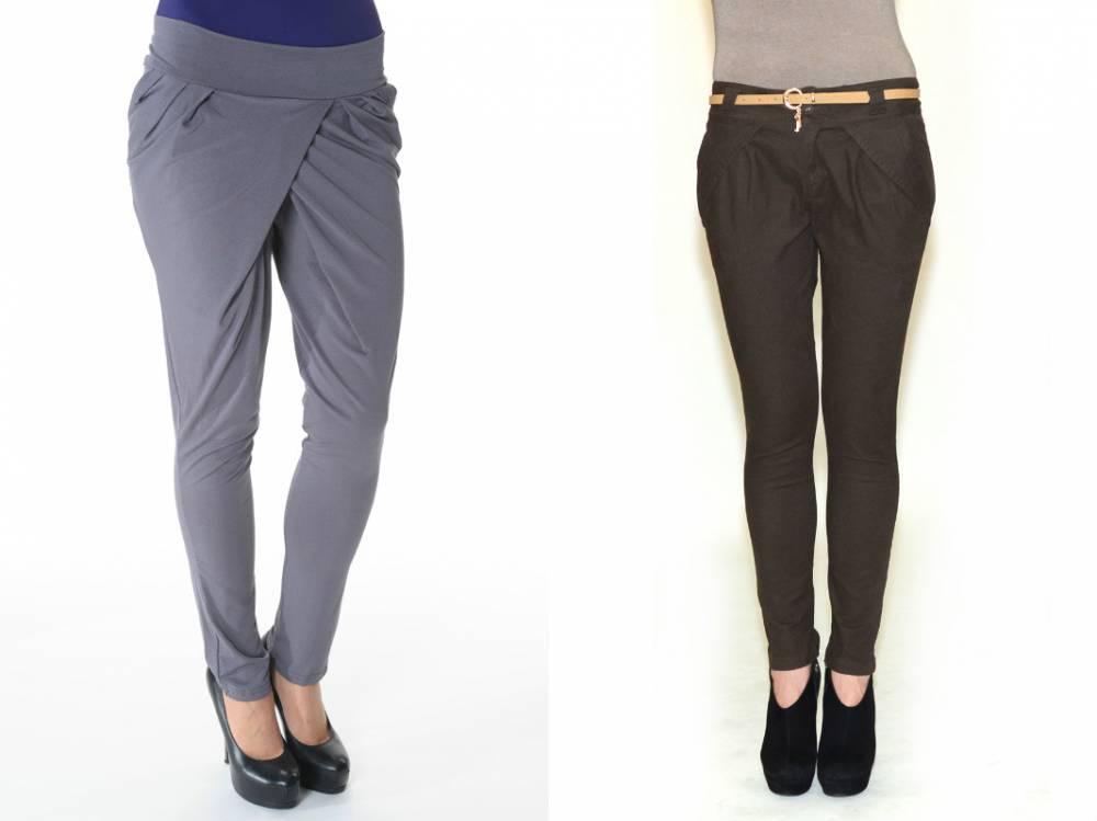 Женские брюки - галифе (53 фото черные, синие, классические модели или