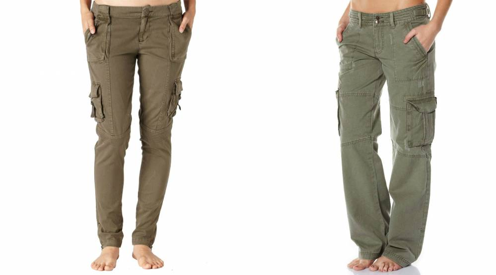 37e1bf318653 Модные женские брюки карго — must have любого сезона   Мода от Кутюр.Ru