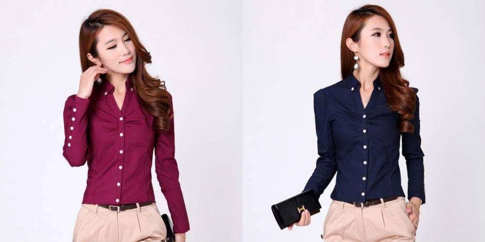 5e906a58cd3 Классическая женская рубашка  создайте свой неповторимый образ ...