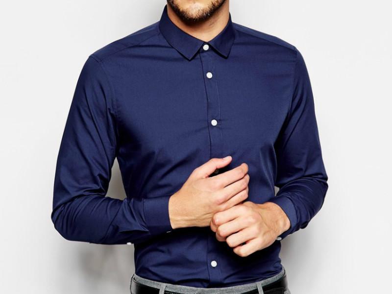 eb3d08ff4e2 Классическая мужская рубашка  модный обзор
