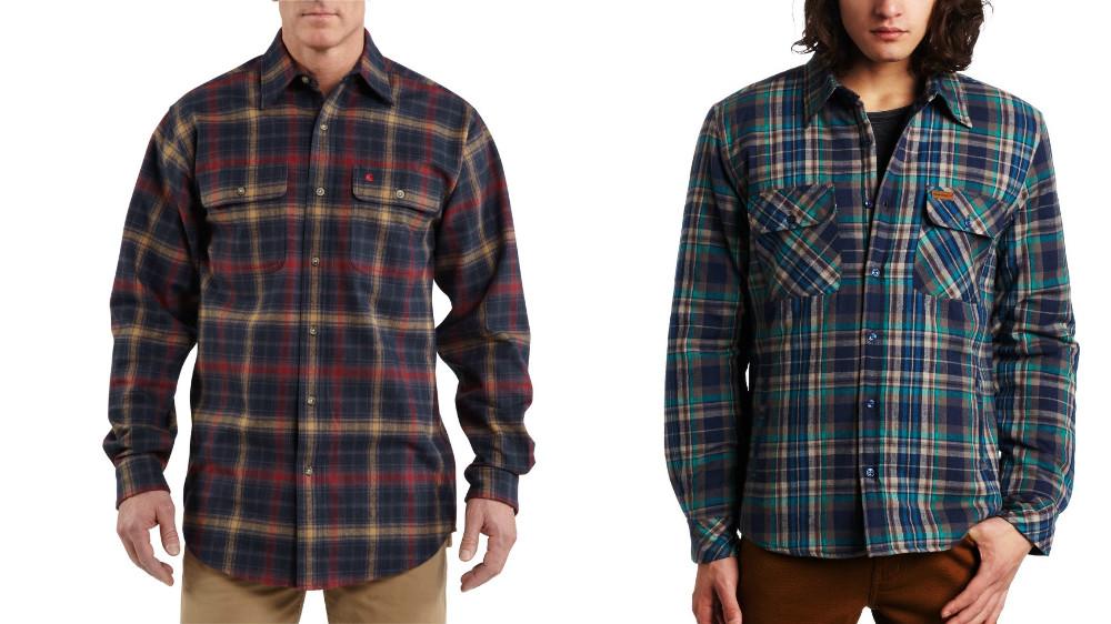 ef8164c9f82 Мужская фланелевая рубашка  для ценителей простоты и комфорта