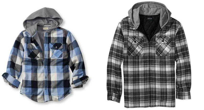 8a69b1bbc42 Байковая рубашка – одежда для настоящих мужчин