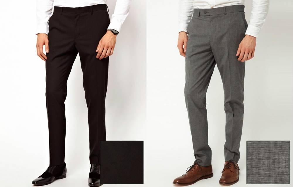 7c6d3ec692c Мужские брюки скинни выбирают самые смелые модники
