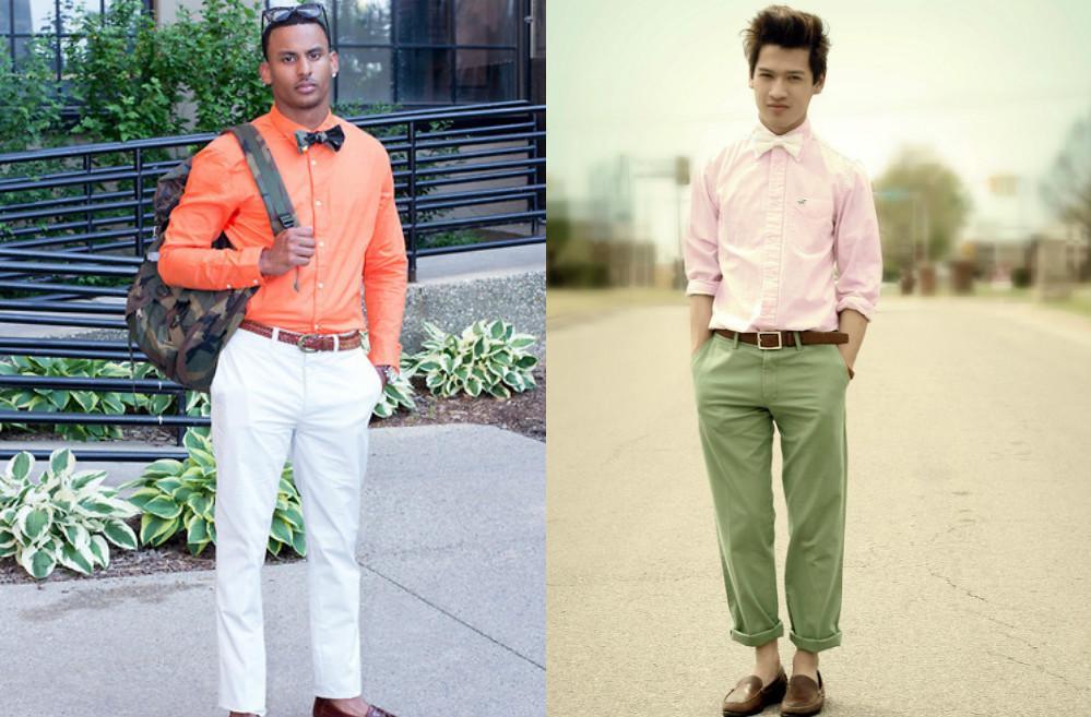 fe0fe2aee32 Как правильно выбрать мужскую рубашку под бабочку. Советы и ...