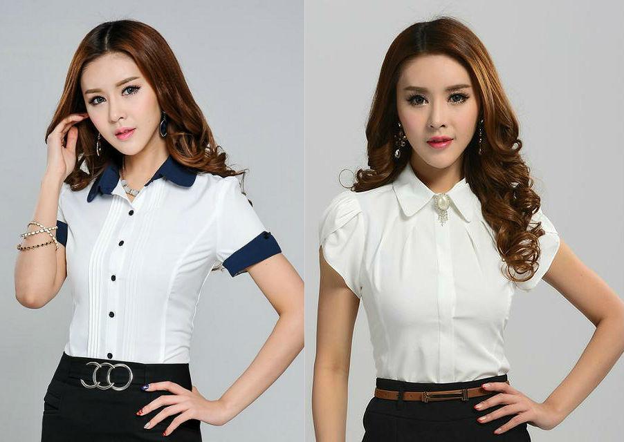 f2921ee9225 Офисные блузки – модная классика