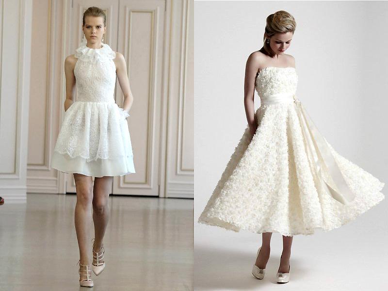 1d40bb9eea6 Именно эта легендарная женщина сделала свадебный наряд коротким. Шанель  отлично изучила пожелания девушек
