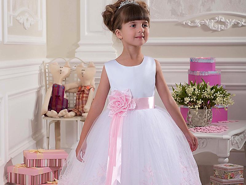 d2757ed7f9d Какими должны быть пышные платья для девочек  Конечно