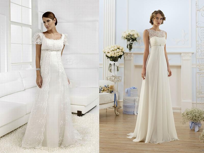 dc1f1818a185a4f Платье в стиле ампир – фасон, который в моде всегда   Мода от Кутюр.Ru