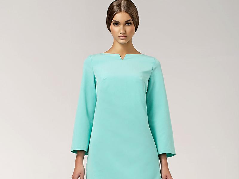 5312a3cf3 Платье-трапеция идеально для женского гардероба   Мода от Кутюр.Ru