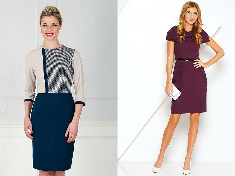 7b7a9a89356 Деловые платья  уделяем внимание офисному гардеробу