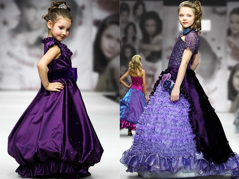 4b806dbad9b Вечерние платья для девочек  фасоны
