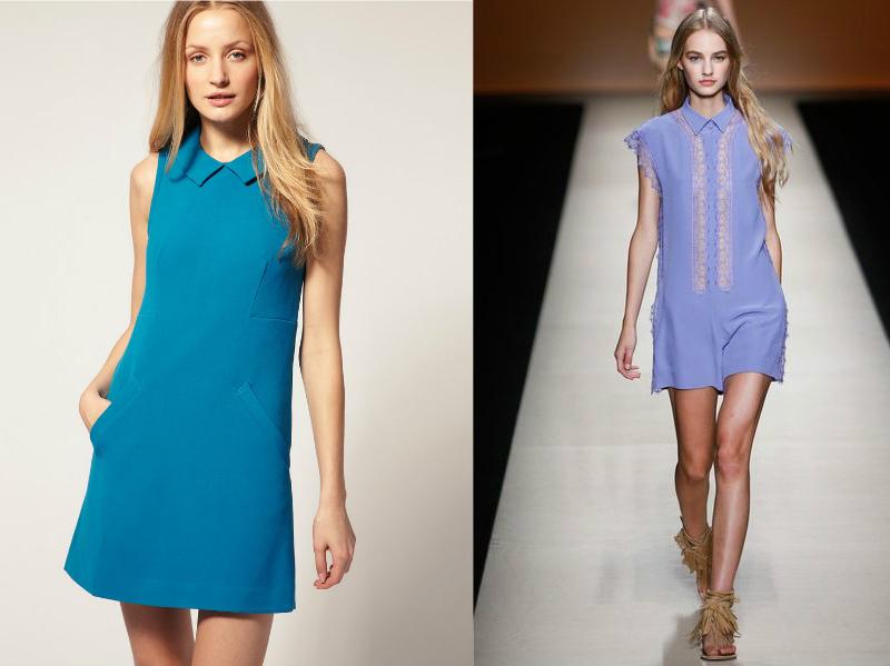 bb5426505777a На тот момент появились нестандартные платья в стиле 60-х годов, которые  разрушили многие стереотипы. Появилась длина мини, несущая заряд легкой ...