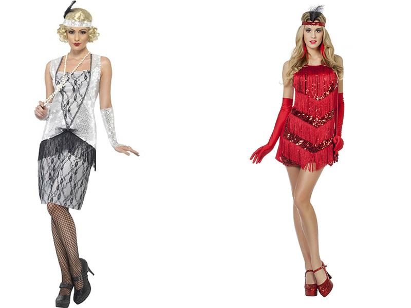 75ca57be197 Стройные худощавые девушки могут смело выбирать платье для вечеринки в стиле  Чикаго