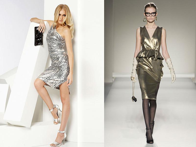 e4208d4d747 Удачно сочетаются блестящие выпускные платья с сумочками небольшого  размера