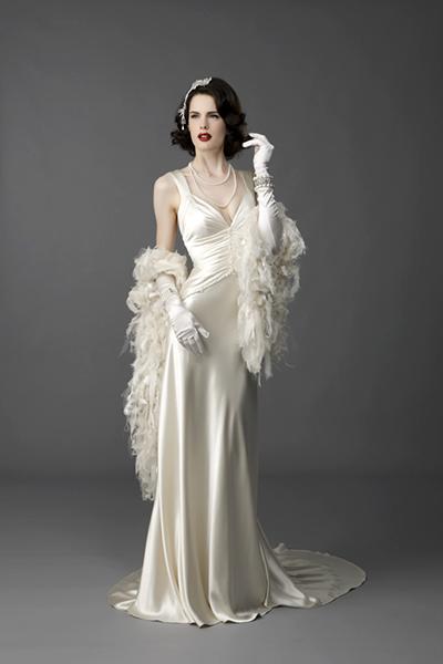 4806610ff11a48f Итак, свадебный образ в стиле ретро – это шанс подчеркнуть свою  индивидуальность и быть неповторимой в день своей свадьбы.