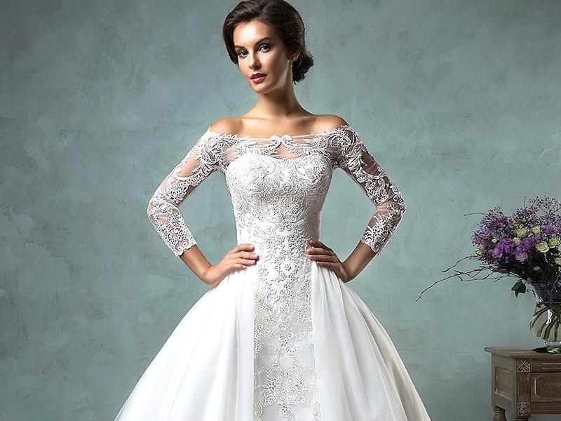 de9a75c66bf Стили свадебных платьев