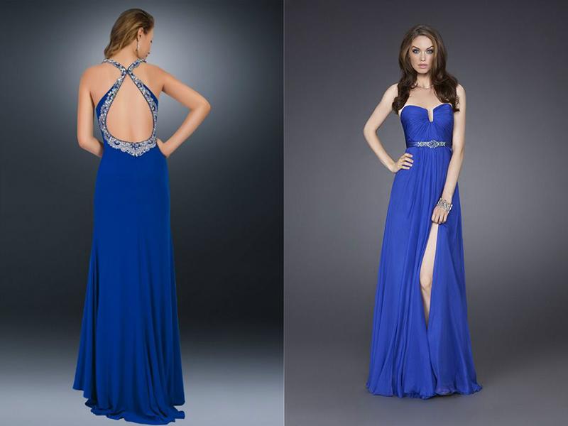 f833a78f328 Платье с открытой спиной может плотно обтягивать фигуру