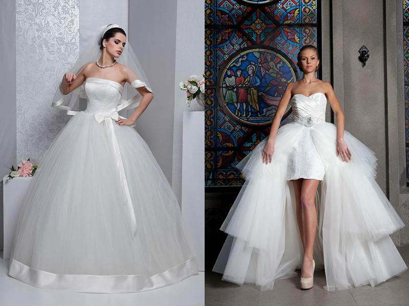 356f31aea384e33 Такие платья сделают фигуру невесты приземистой. Не добавит очарования  образу и длинный шлейф. Если невеста очень хочет ...