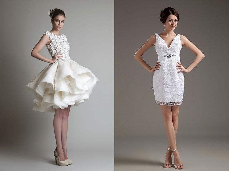 a3e2f5374f3 Элегантные свадебные платья – простота и изящество линий