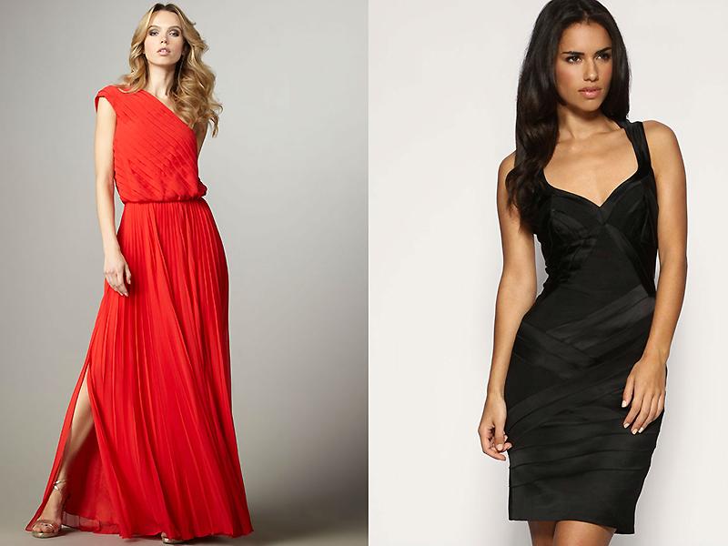 873c655f509 Шелковые платья  популярные фасоны и модели