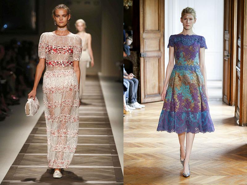 Полупрозрачные кружевные фатиновые гипюровые и другие платья для беременных Как выбрать ткань