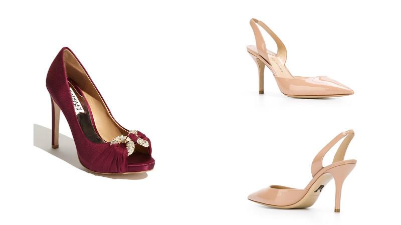 68713a0ab Такое название имеет обувь с открытым мыском. Вырез на носке может быть  небольшим, имеющим форму треугольника или капельки, либо достаточно  широким, ...