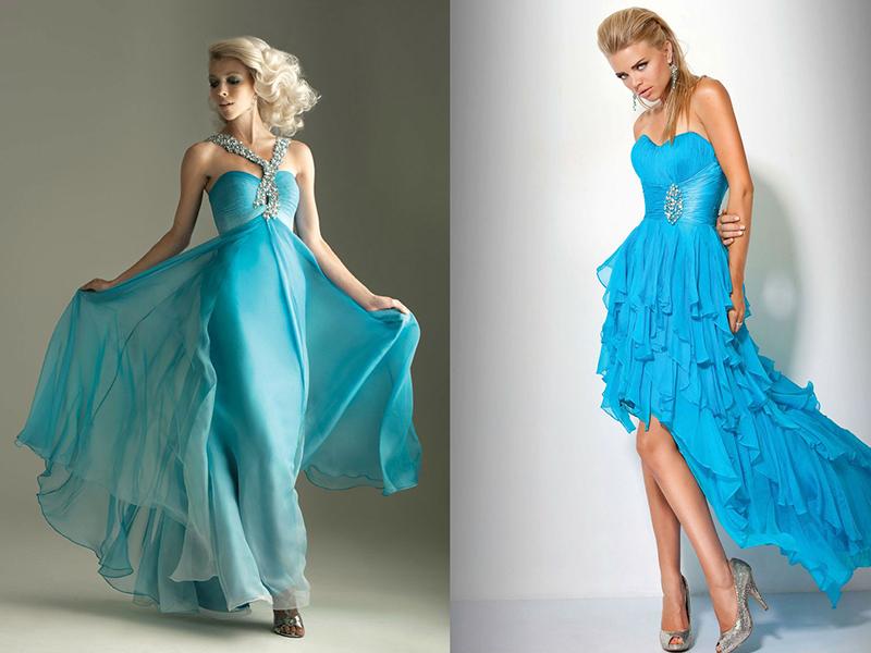 72d2f5400da Прическа подбирается в соответствии с формой платья и формой лица