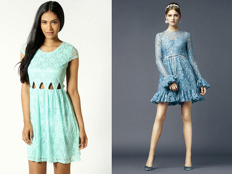 a876c0499b9 Изысканно и красиво смотрится полностью кружевное короткое платье