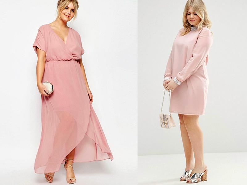 70da0650505 Элегантное решение – розовый клатч к розовому вечернему платью. Но сумочка  не должна точно совпадать по оттенку