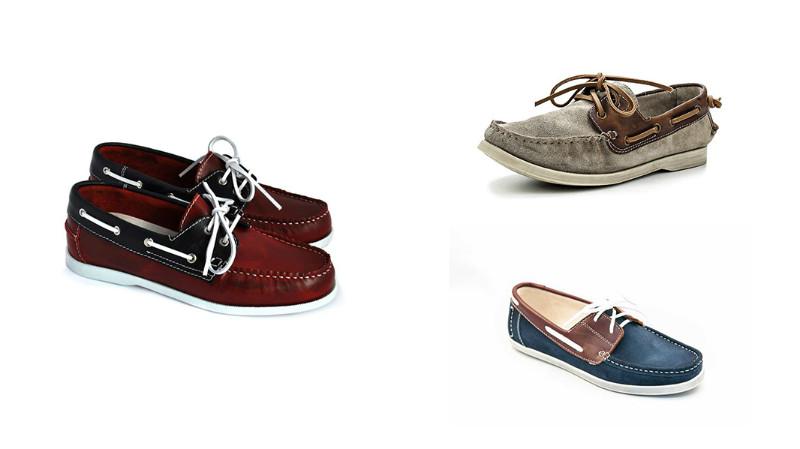 Виды мужских ботинок и туфель