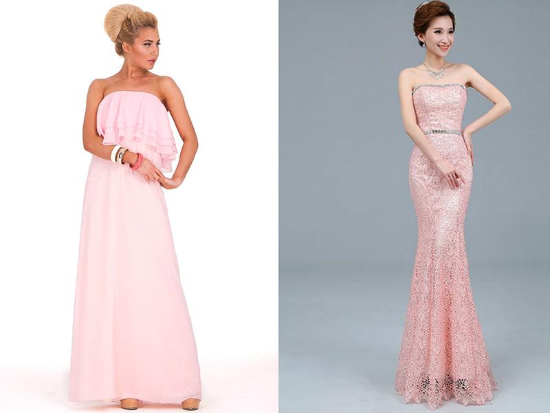 d91d6ed4b99 Вечерние платья с открытыми плечами пользуются большой популярностью. Такой  наряд может быть сшит