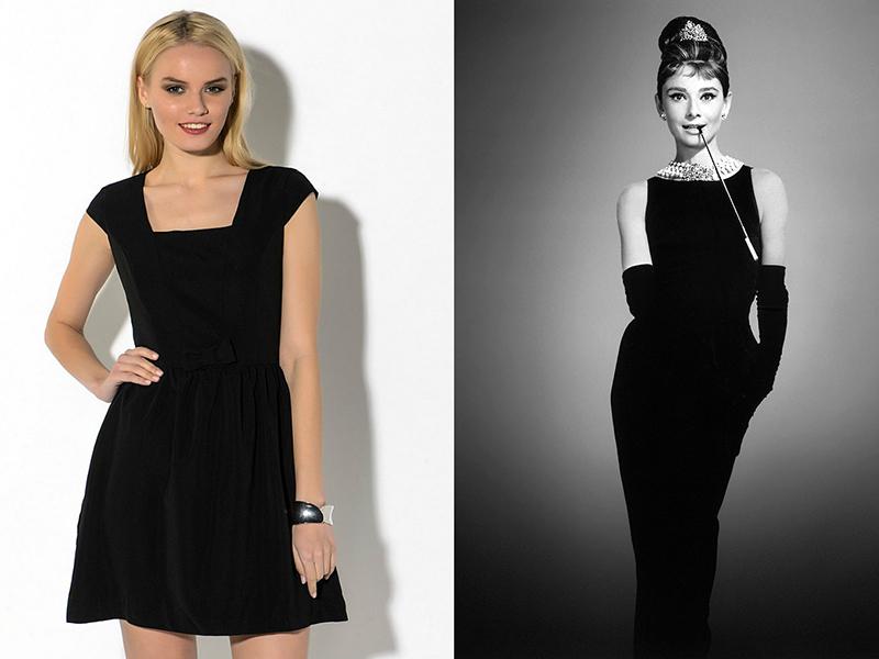 385be51870ee4dc Черное коктейльное платье — модный выход в свет! | Мода от Кутюр.Ru