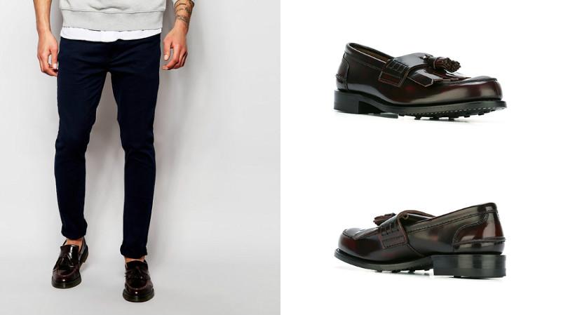 e493a4001 Избегать стоит классических туфель, а также громоздкой обуви, например,  кроссовок.