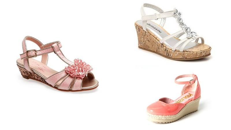 689de2c3d Поэтому не стоит рисковать здоровьем ребенка, покупая девочке туфли на  высокой танкетке.