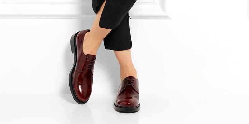 d352e0afd2b7 Женские броги – модная тенденция современности | Мода от Кутюр.Ru
