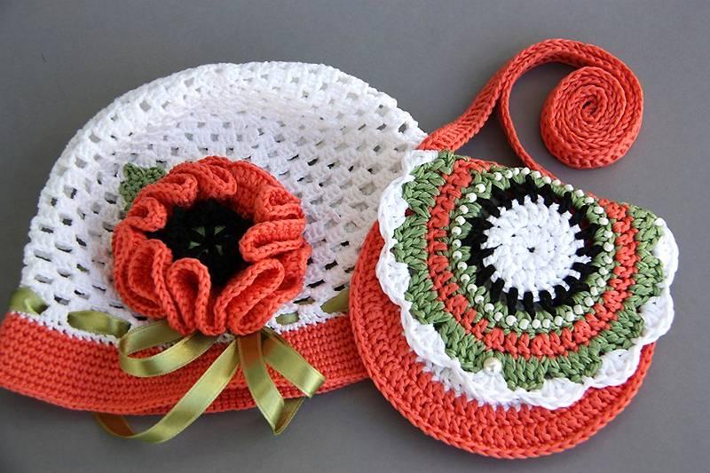 9599374aeab2 Вязаные детские сумочки – советы мастерицам | Мода от Кутюр.Ru